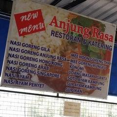 Photo taken at Restoran Anjung Rasa by Abang C. on 3/22/2015