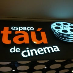 Photo taken at Espaço Itaú de Cinema by Márcio M. on 7/19/2013