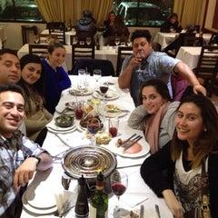 Photo taken at Club Gran Avenida by Moises A. on 8/13/2014