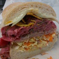 Photo taken at Henry Street Deli Mart by Justin S. on 1/17/2013