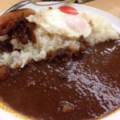 Photo taken at 松屋 高田馬場店 by spy on 12/21/2013