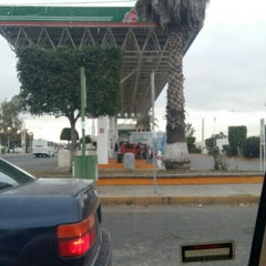 Photo taken at Gasolinera Orsan 4784 by Yor E. on 12/3/2015