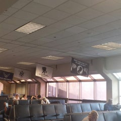 Photo taken at Gate C4 by Heather M. on 8/22/2014