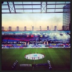 Photo taken at Арена Химки by 💋Nasty💋 on 4/12/2013