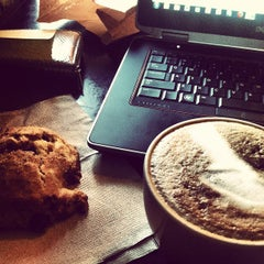 Photo taken at Dollop Coffee & Tea Co. by Nic on 12/30/2012