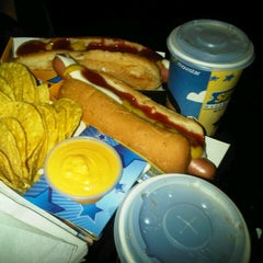 Photo taken at Super Cines 10 by AdRianSoto :) C. on 12/15/2012