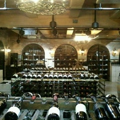 Photo taken at Wine Library by Jessica K. on 3/10/2013