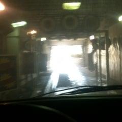 Photo taken at Scrub-A-Dub Car Wash by Tj L. on 10/31/2012