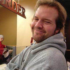 Photo taken at Bruegger's by Annie L. on 12/1/2012