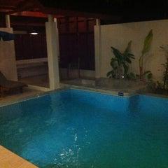 Photo taken at Apsaras Beach Resort And Spa Phang Nga by Dominika W. on 1/25/2013