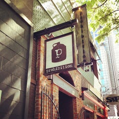 Photo taken at Prohibition by laura on 4/22/2013