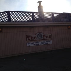 Photo taken at The Pub by Kimberley B. on 11/4/2012