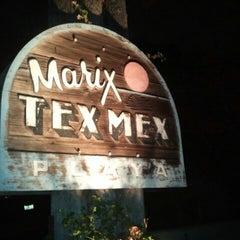 Photo taken at Marix Tex Mex by Koren K. on 11/17/2013