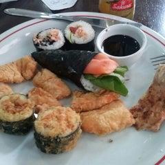 Photo taken at Luar Vile Restaurante by Viviane S. on 11/9/2012