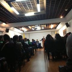 Photo taken at Corporación Universitaria UNITEC by Jhonf V. on 10/10/2012