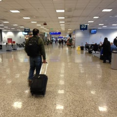Photo taken at Concourse D by @24K on 12/13/2012