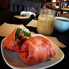 Photo taken at Sunrise Coffee by David R. on 10/17/2012