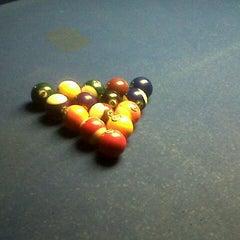 Photo prise au Snooker Academy par Adrien O. le10/13/2012