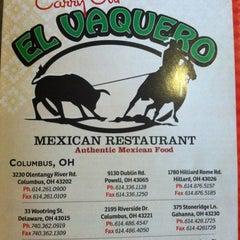 Photo taken at El Vaquero by Kim R. on 1/24/2013