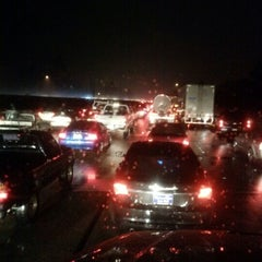 Photo taken at I-210 (Foothill Freeway) by Helen R. on 12/24/2012