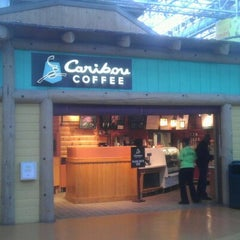 Photo taken at Caribou Coffee by Jakester J. on 1/9/2013