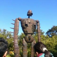 Photo taken at 三鷹の森 ジブリ美術館 (Ghibli Museum) by Masahiko A. on 2/13/2013