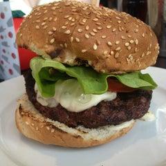 Photo taken at Gourmet Burger Kitchen by Gemma G. on 8/31/2013