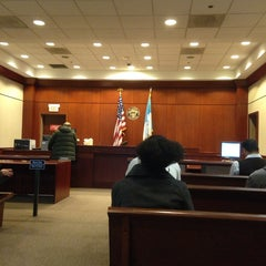 Photo taken at Jersey City Municipal Courthouse by ALBD on 4/1/2014