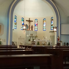 Photo taken at Church of Our Lady of Sorrows by Darrell S. on 4/19/2014