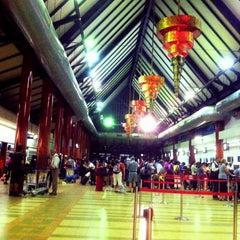 Photo taken at Siem Reap International Airport (REP) by Mari 🍉 L. on 1/12/2013