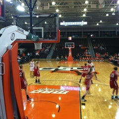 Photo taken at Stroh Center by Dani F. on 1/25/2013