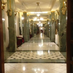 Photo taken at Belmond Grand Hotel Europe / Гранд Отель Европа by Антон Р. on 6/7/2013