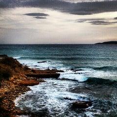 Photo taken at Blanco Αγνάντι (Agnanti) by Elias on 10/28/2012