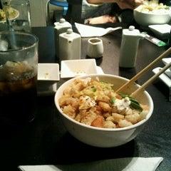 Photo taken at Tobu Sushi by Nicole C. on 10/11/2012