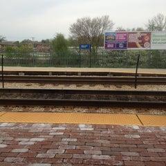 Photo taken at Metra - New Lenox by Vietvet52 on 5/9/2013