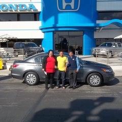 Photo taken at Honda World Downey by Mark K. on 11/22/2012