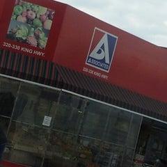 Photo taken at Associated Supermarket by Vivian M. on 1/17/2013