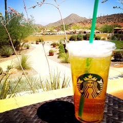 Photo taken at Starbucks by JW Marriott Tucson S. on 6/10/2013
