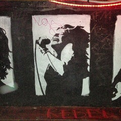 Photo taken at Trash Bar by Jesse W. on 4/14/2013