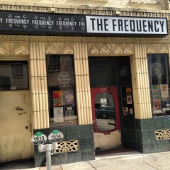 Photo taken at The Frequency by Jesse W. on 4/19/2013