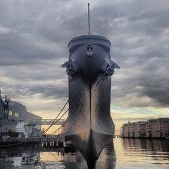 Photo taken at USS Wisconsin (BB-64) by Jesse W. on 11/2/2013