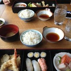 Photo taken at Sushi Taro by Rose T. on 12/28/2012