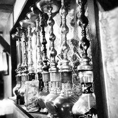 Photo taken at Arguila cafe by Abo K. on 8/26/2013