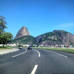 Photo taken at Aterro do Flamengo by Clelio d. on 2/5/2013