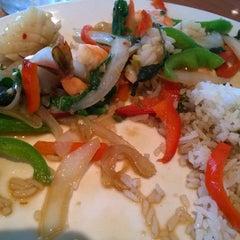 Photo taken at Thai Cafe by Babak L. on 7/11/2014