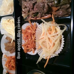Photo taken at Ace Gourmet Bento by Julien N. on 7/5/2014