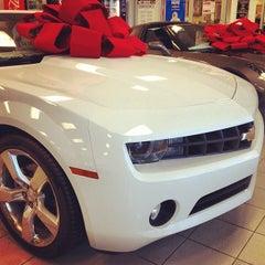 Photo taken at Pat O'Brien Chevrolet by Pat O'Brien Chevrolet on 12/14/2013
