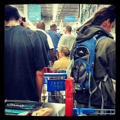Photo taken at Walmart by Michael K. on 11/23/2012