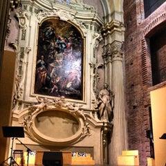 Photo taken at Oratorio San Filippo Neri by Andrea M. on 12/18/2012