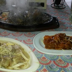 Photo taken at Karlyn's Food Station by Pipoy T. on 5/12/2014